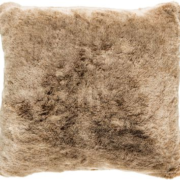 Otso Throw Pillow Brown, Neutral