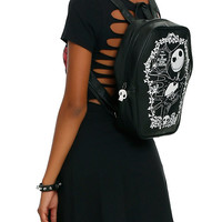 The Nightmare Before Christmas Jack Coffin Backpack