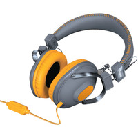 Dreamgear Hm-260 Headphones With Microphone (orange)