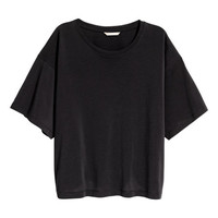 Pima Cotton Top - from H&M
