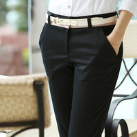 Elegant Bodycon Slacks