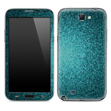 Green Sparkling Skin for the Samsung Galaxy Note 1 or 2