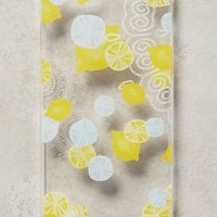 Swirling Citrus iPhone 6 Case by Munich-based artist and designer Monika Strigel Clear One Size Tech Essentials