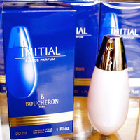 Initial by Boucheron Eau De Parfum 30 ml-1fl.oz., DISCONTINUED & Very RARE, Unopened, Boxed and Sealed