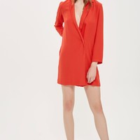 Bow Back Blazer Dress | Topshop