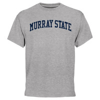 Murray State Racers Basic Arch T-Shirt - Ash
