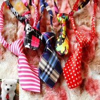 Pet Dog Cat handsome bow tie Necktie Clothes