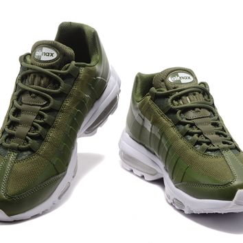 Air Max 95 Army Green / White