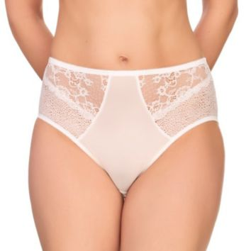 Bridal Semi Sheer Brief Panty Lauma Sparkling