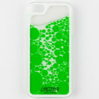 Astro Bubbles Liquid Filled Iphone 5/5S Case Green One Size For Men 25081250001