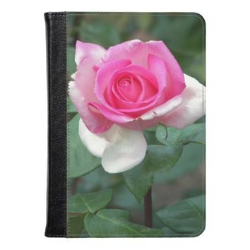 Pink Rose Floral Kindle Fire 7 Case