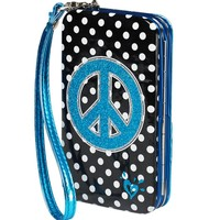 Peace Dot Hardcover Tech Case | Fashion Bags & Wallets | Bags & Totes | Shop Justice