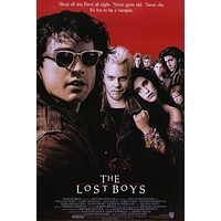 The Lost Boys 11x17 Movie Poster (1987)