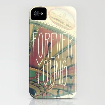 Fâ??REVER iPhone Case by Valerie Bourdon | Society6