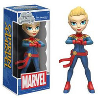 ROCK CANDY: MARVEL COMICS - CAPTAIN MARVEL