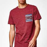 On The Byas Marquis Printed Pocket T-Shirt at PacSun.com