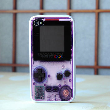 Gameboy Nintendo case iPhone 6s Plus 5s 5c 4s Cases, Samsung Case, iPod case, HTC case, Sony Xperia case, LG case, Nexus case, iPad cases