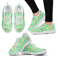 Sloth Lovers Sneakers-Clearance