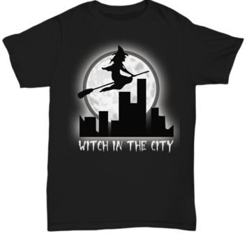 Witch In The City Shirt