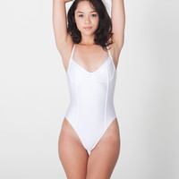 The Underwire Swimsuit