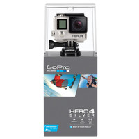 GOPRO HERO 4 Silver Video Camera | Video Cameras