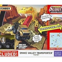 MATCHBOX Snake Valley Playset