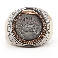 Catbird :: shop by category :: JEWELRY :: Ouroboros Signet Ring