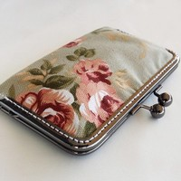 Women Wallet with cards slot