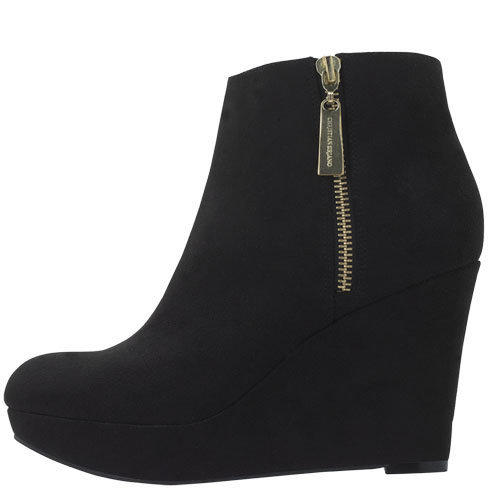 Womens - Christian Siriano for Payless - Women's Yvonne Platform Wedge - Payless Shoes