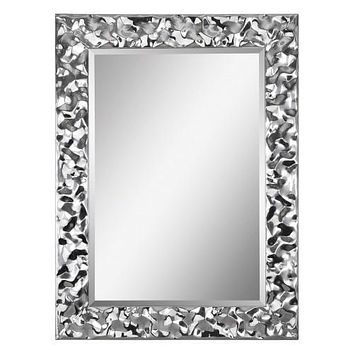 Ren-wil Couture Mirror in Chrome