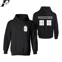 LUCKYFRIDAYF women/ men doctor who hoodie doctor who hoodies and sweatshirt  hoodies for men hoodies doctor who