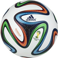 adidas Brazuca FIFA 2014 World Cup Official Match Soccer Ball (5)