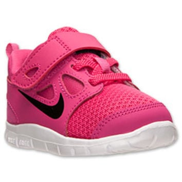 Girls' Toddler Nike Free Run 5 Running Shoes