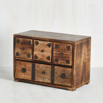 Boho Four Drawers and Seven Years Ago Chest by ModCloth