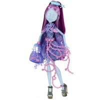 MONSTER HIGH™ Haunted Student Spirits™ Kiyomi Haunterly™ Doll - Shop.Mattel.com