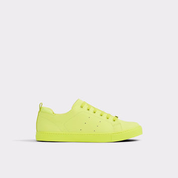 Merane-N Light Yellow Women's Sneakers | ALDO US
