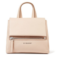 Givenchy - Mini Pandora Pure shoulder bag in blush textured-leather