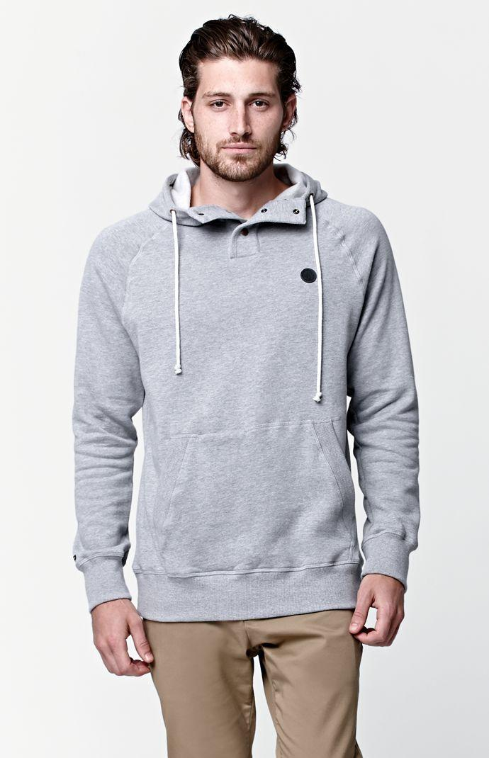 ff032a87c2ba Volcom Pulli Pullover Henley Hoodie - from PacSun   Things I want