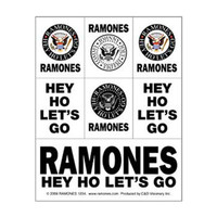 Ramones - Sticker Set