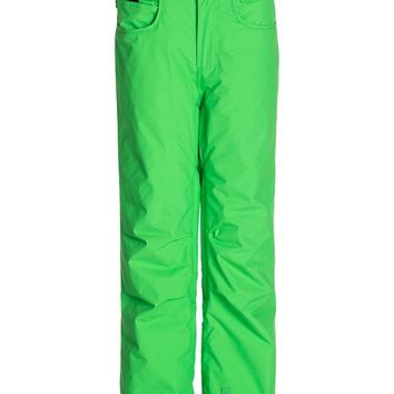 Quiksilver - State 10K Youth Pants