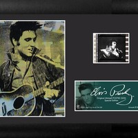 Elvis Presley Minicell (S35) Film Cell