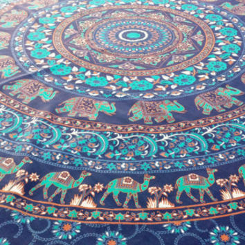 Elephant Mandala Tapestry, Hippie Tapestries, Wall Tapestries, Tapestry Wall Hanging, Indian Tapestry, Bedspread Bohemian Bedding bed Sheet
