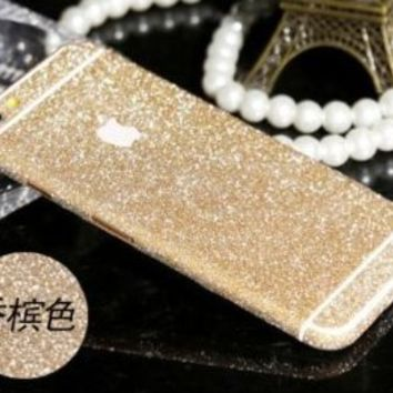 Furivy Luxury Bling Crystal Diamond Screen Protector Film Sticker for Iphone  6 Plus 5. 8d71d179ef9f