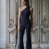 Catalina One Shoulder Jumpsuit | Moda Operandi