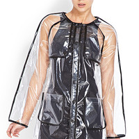 Transparent Rain Coat