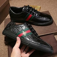 Gucci Man or Woman Fashion Sport shoes