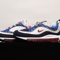 [Free Shipping ] Supreme x Nike Air Max 98  Basketball Sneaker