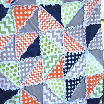 50% Off Black Friday Sale Rag Quilt Pattern-Triangle Dash With Car Seat Tent Instructions
