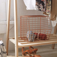 4040 Locust Wire Cubby Shelf - Urban Outfitters