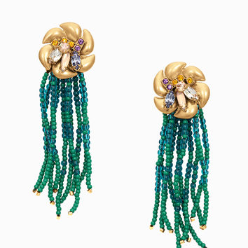 Liliann Fringe Earrings | Stel...